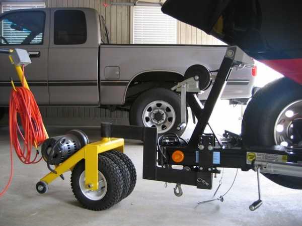 Electric boat dolly teamtalk for Motorized boat trailer mover