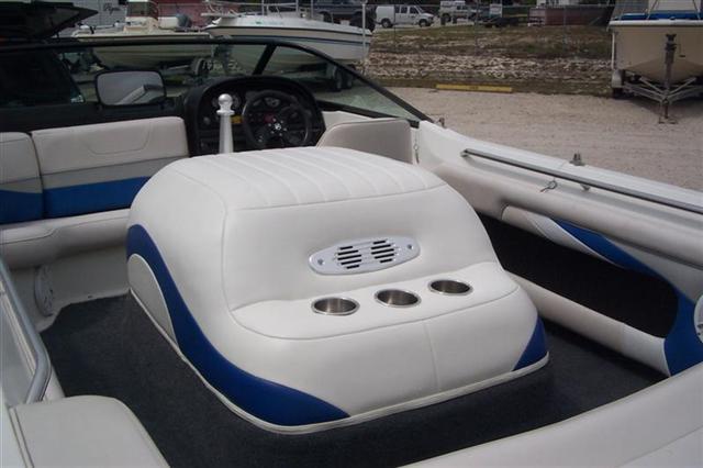 1994 Prostar 190 - Carpet & Motor Cover Upholstery - TeamTalk