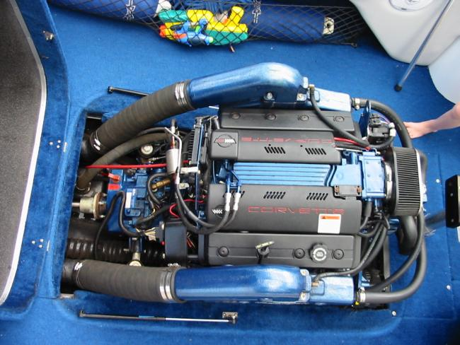 corvette lt1 engine question
