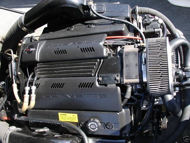 Corvette LT1 engine question - TeamTalk