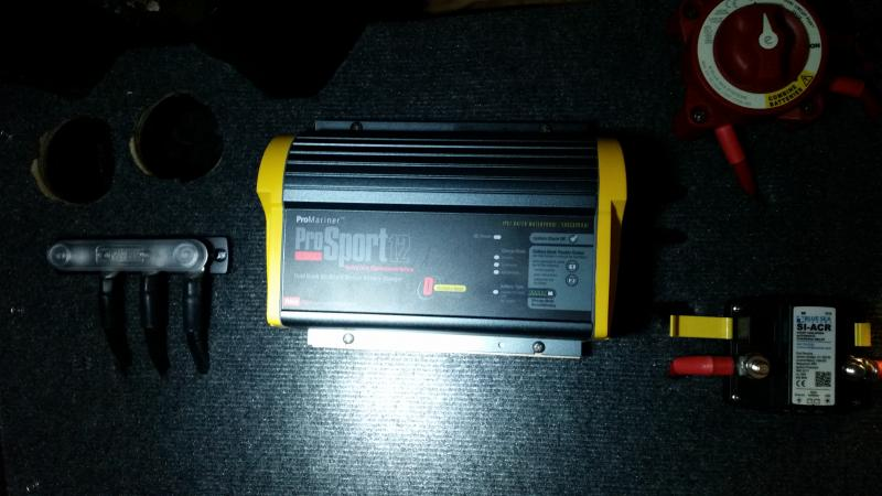 Dual Battery Setup Completed - Page 2 - TeamTalk