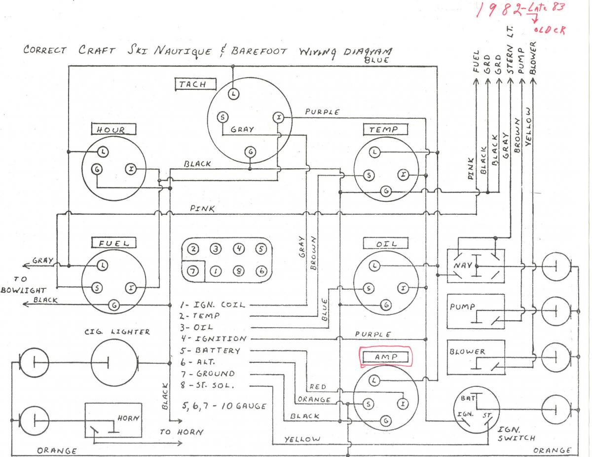 New Gauge Packge Install '97 PS190 - Page 2 - TeamTalk on