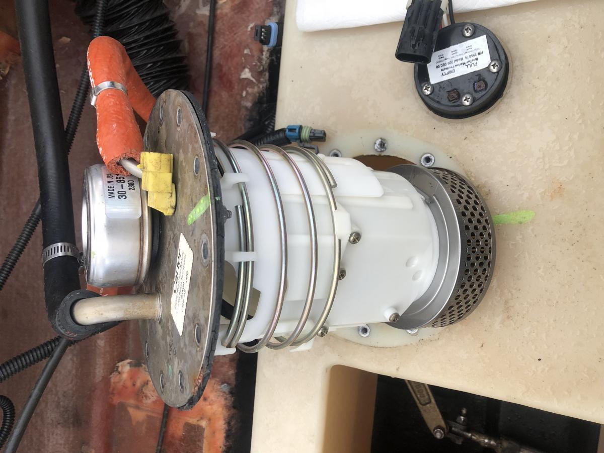 2001 Prostar 209 Cant get over 2,000 rpm - TeamTalk