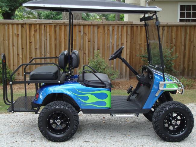 Official Golf Cart - Utility Vehicle - ATV - TeamTalk on