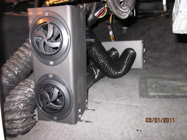heater installation prostar 190 teamtalk. Black Bedroom Furniture Sets. Home Design Ideas