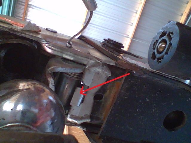 Surge Brakes Sticking in Reverse - Help! - TeamTalk