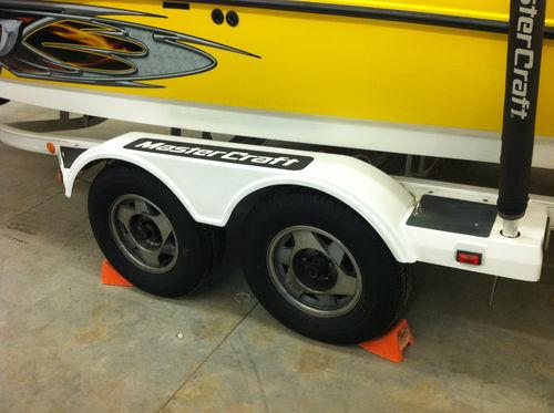 Dually Trailer Fenders : Trailer fenders white dual teamtalk