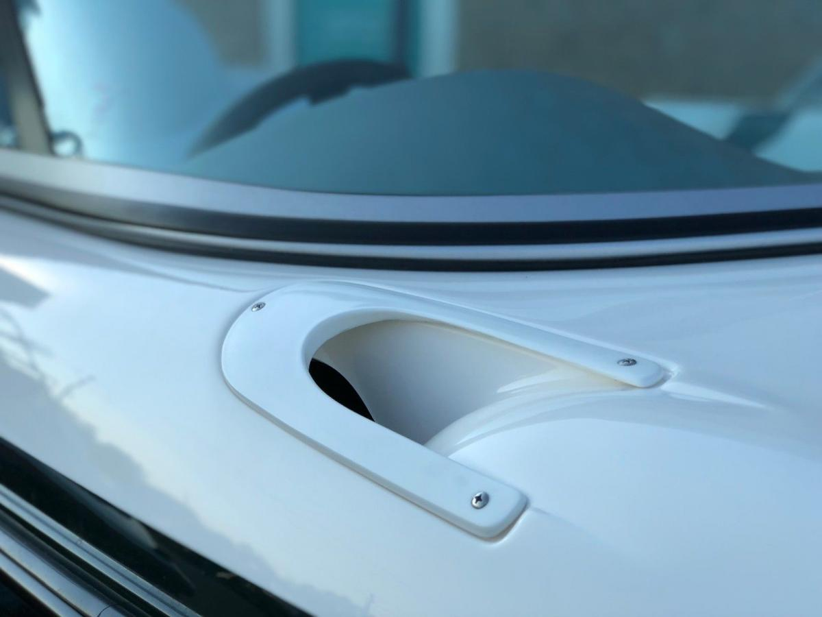Mastercraft Bow Vent Covers